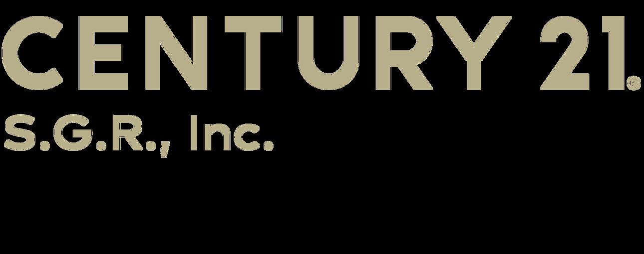 Andreea David of CENTURY 21 S.G.R., Inc. logo