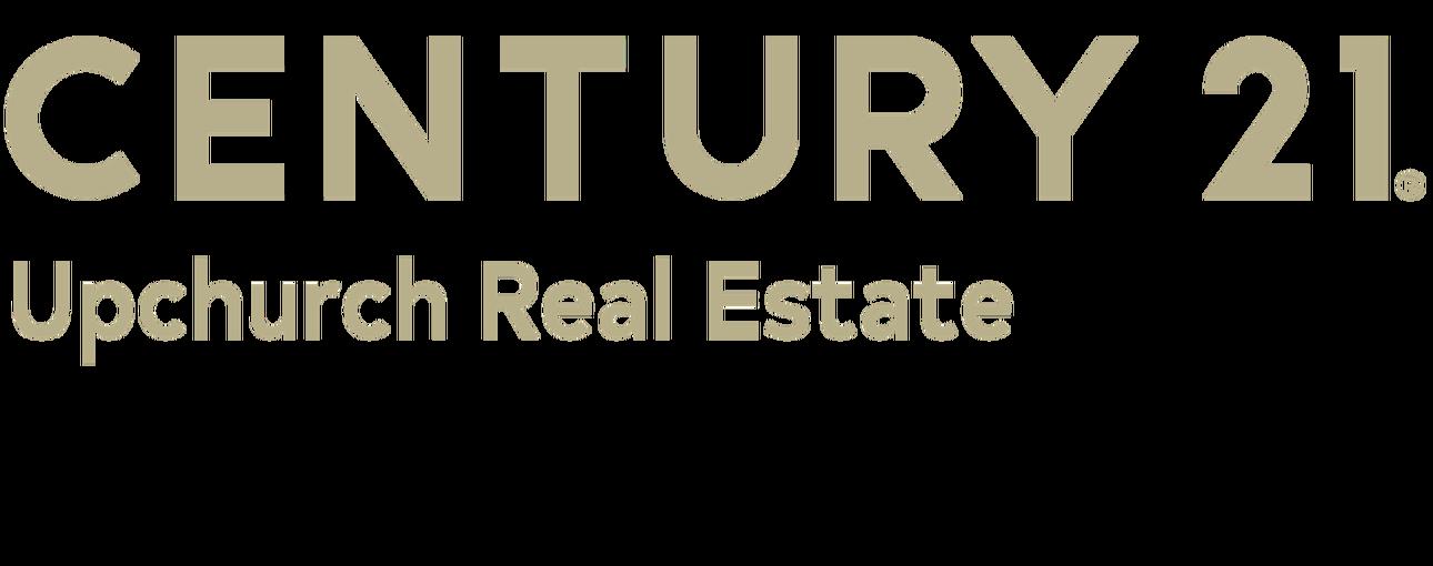 Earnest L. Upchurch of CENTURY 21 Upchurch Real Estate logo