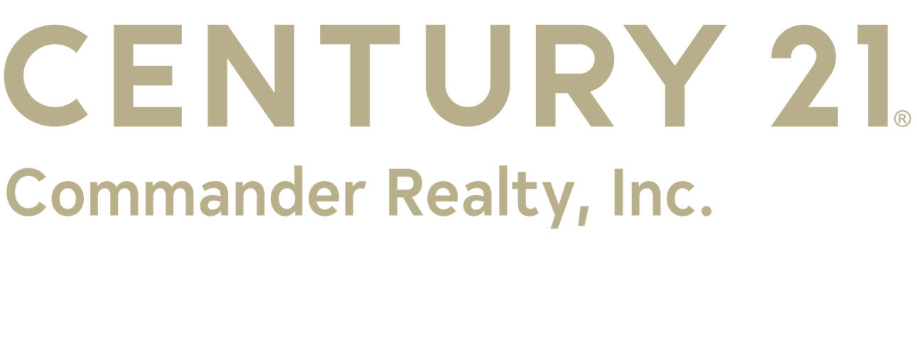 Amanda Walker of CENTURY 21 Commander Realty, Inc. logo