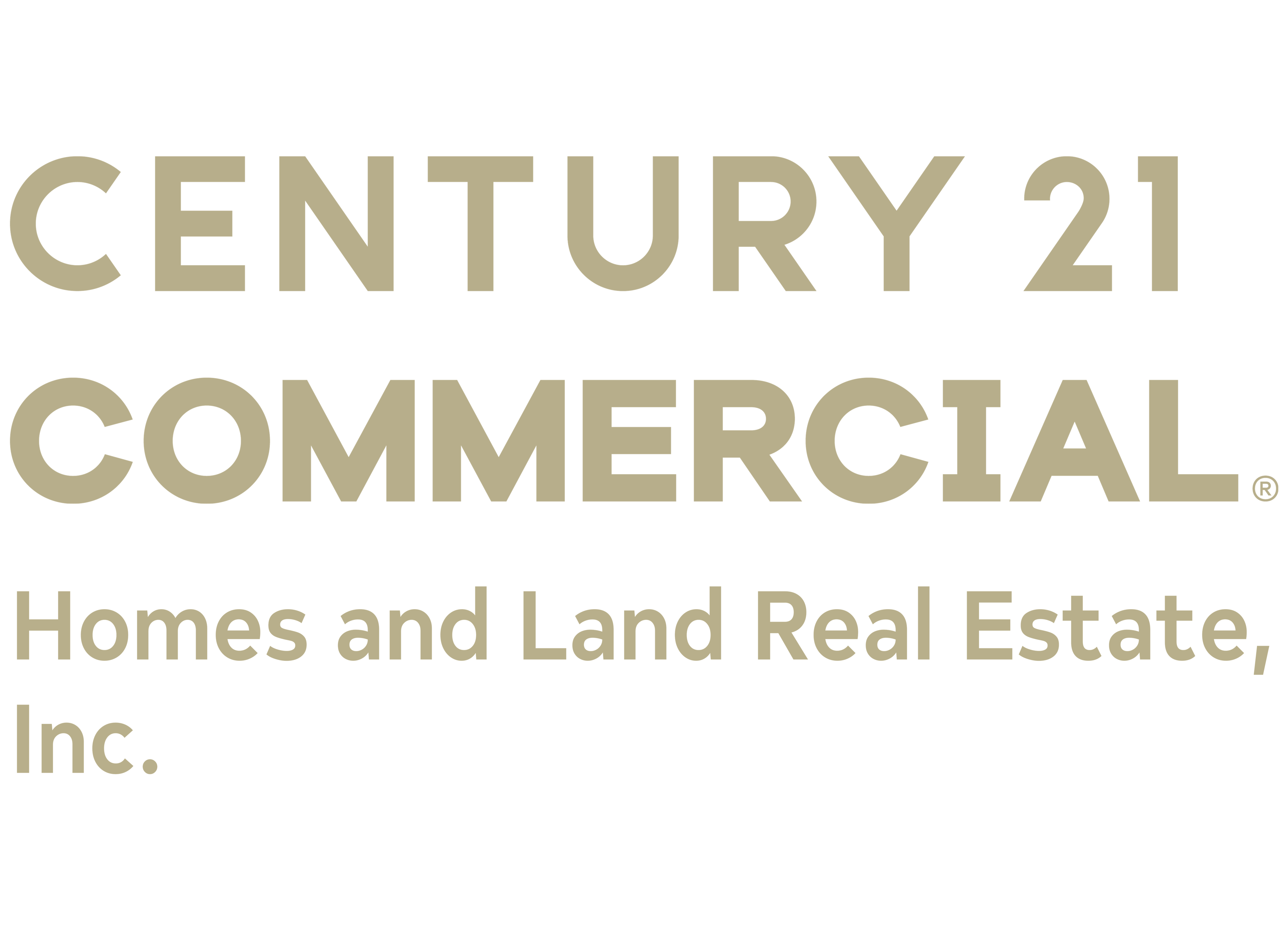CENTURY 21 Homes and Land Real Estate, Inc.