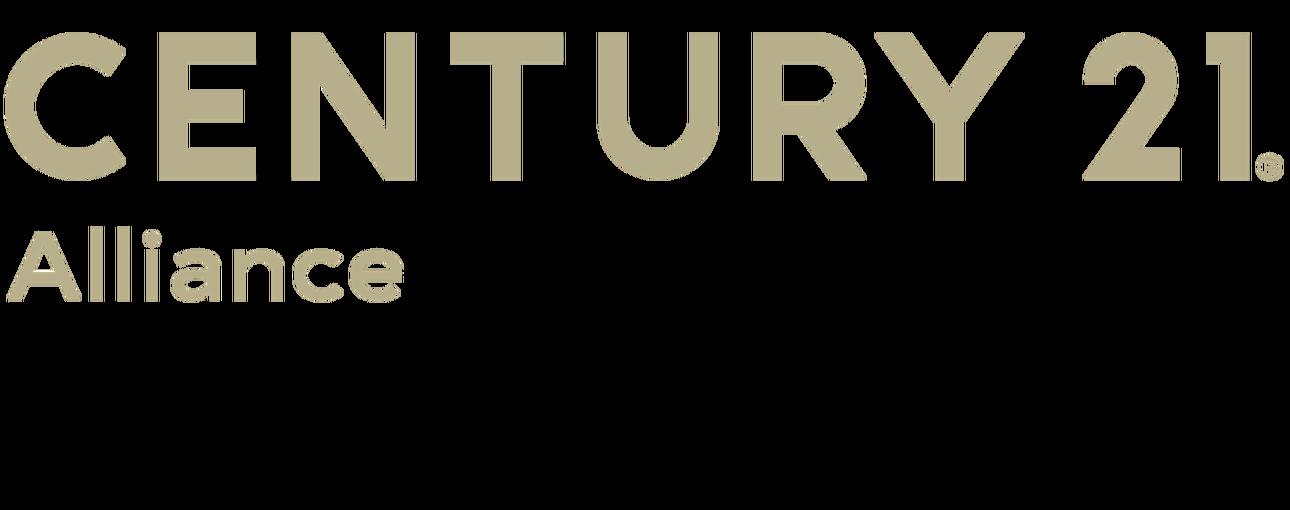 Natynna Hughes of CENTURY 21 Alliance logo