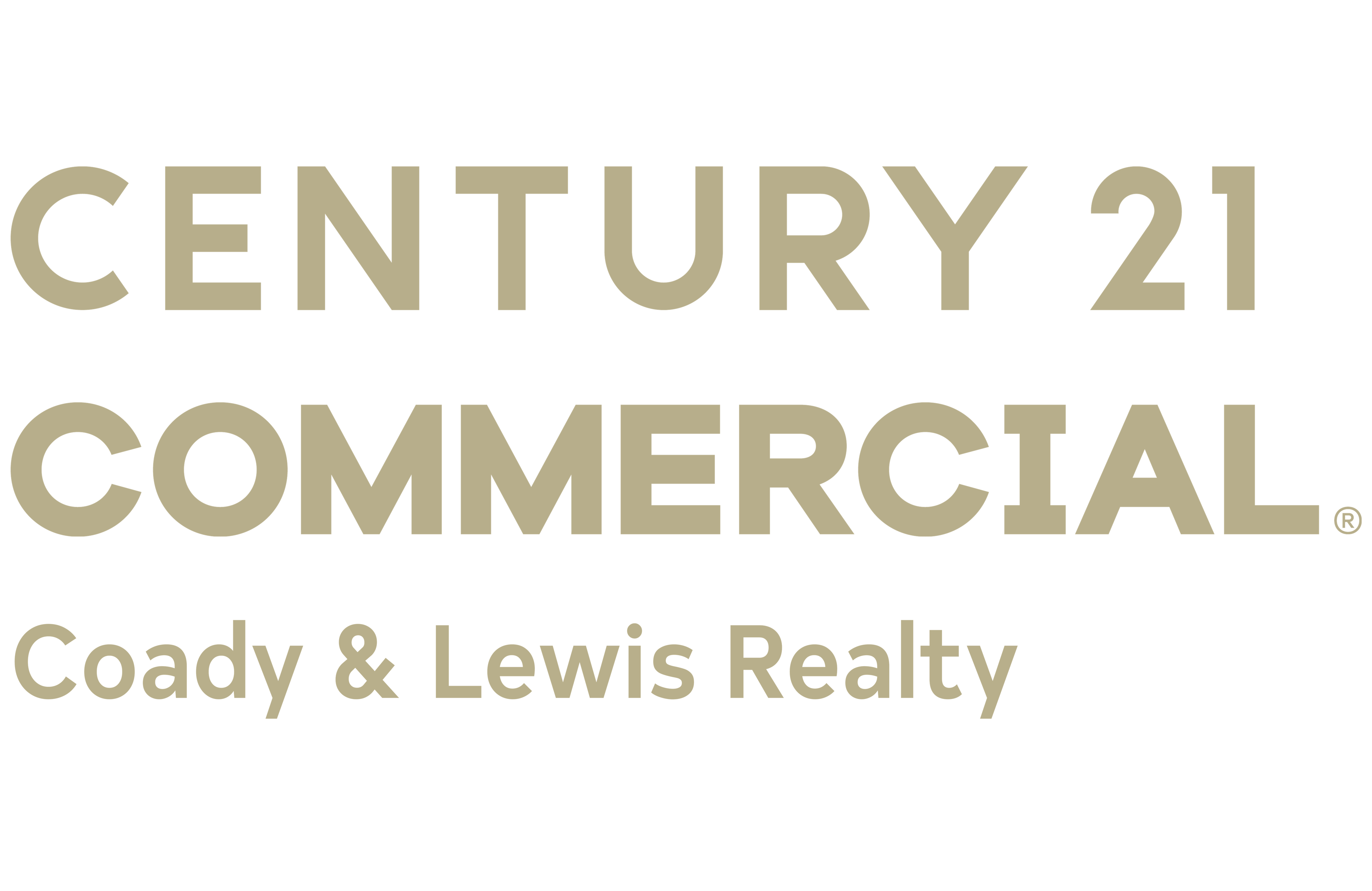 Charles Emmerich of CENTURY 21 Coady & Lewis Realty logo