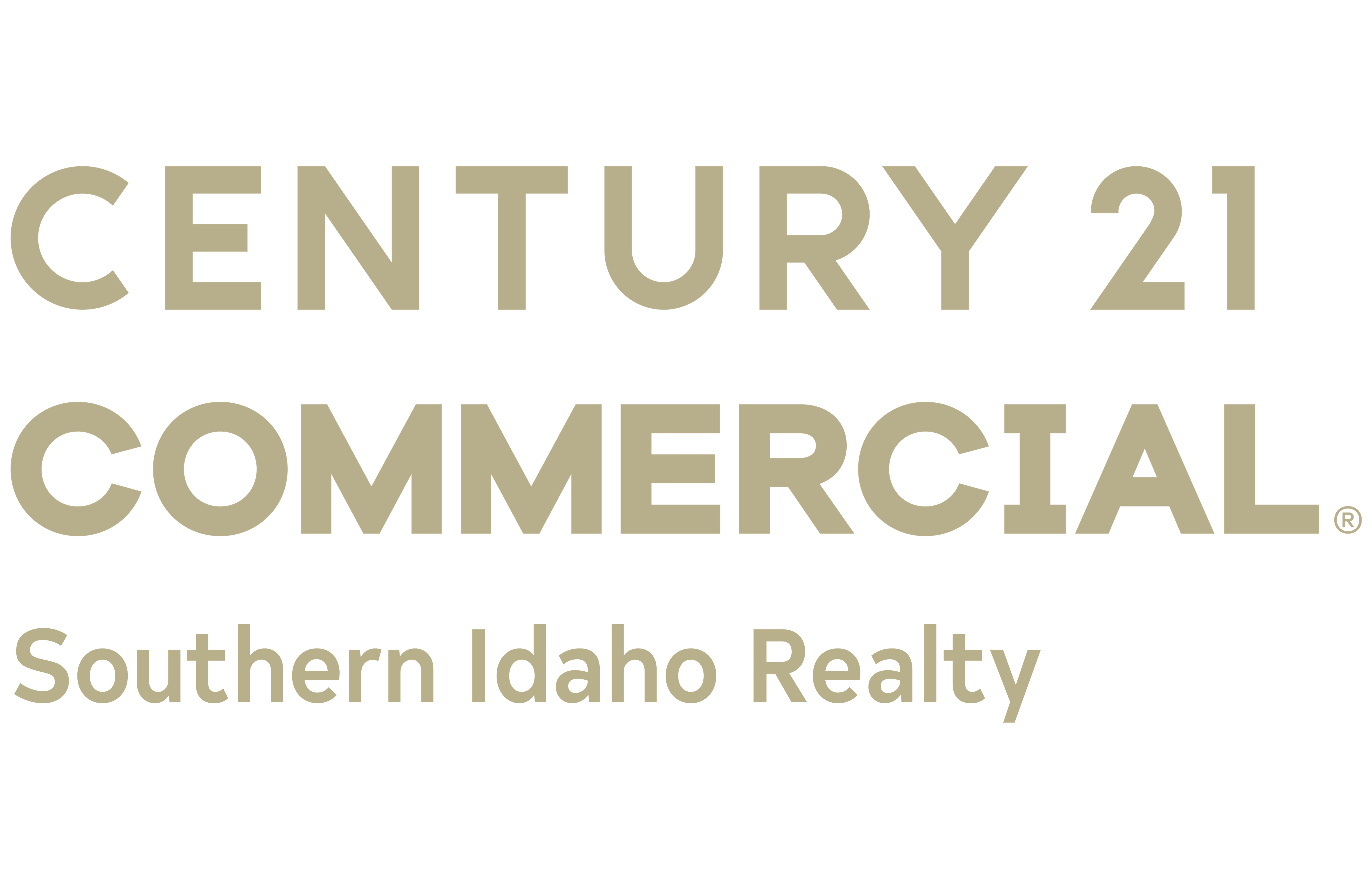 Ernest Thompson of CENTURY 21 Southern Idaho Realty logo