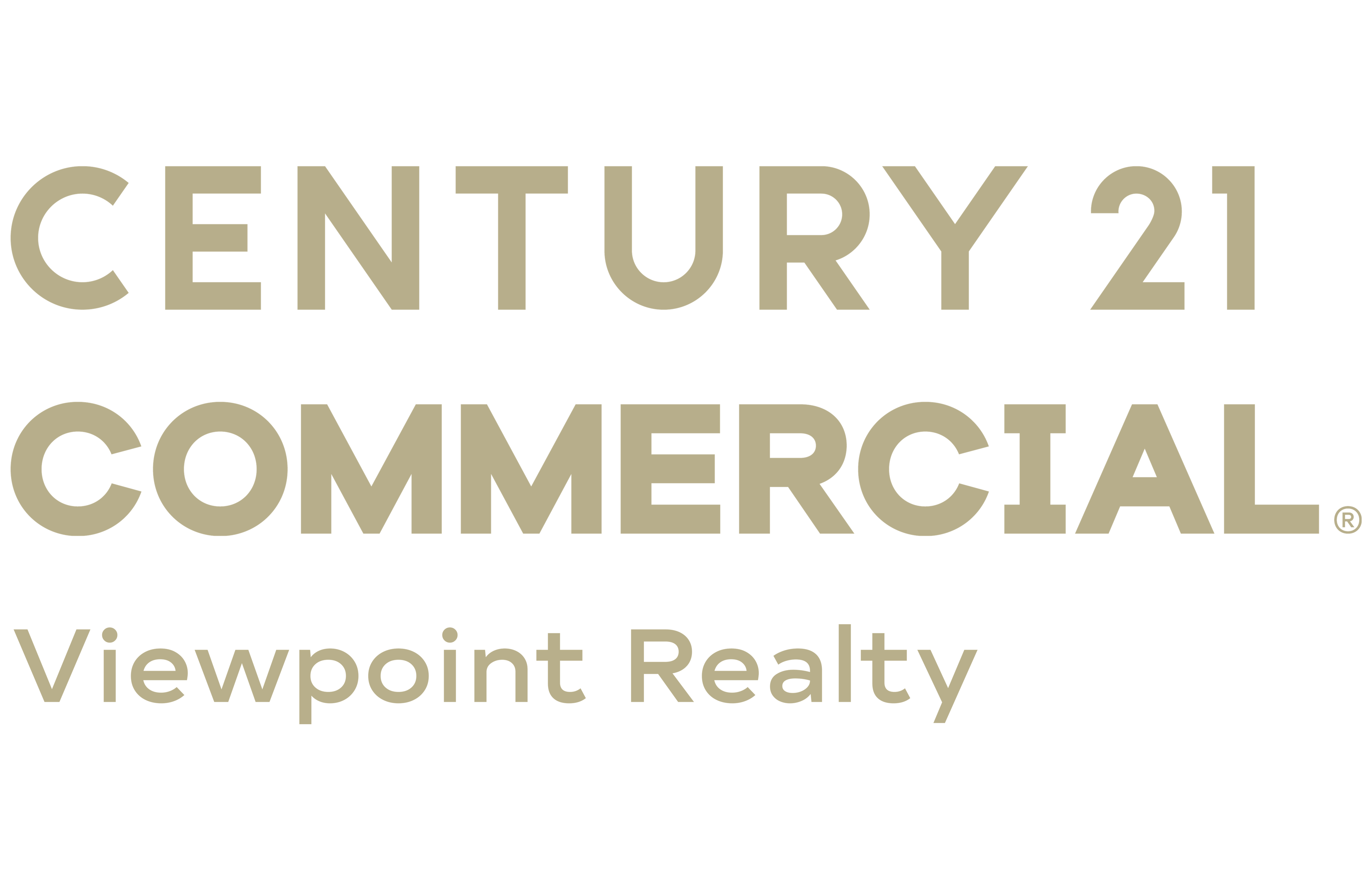Jason Gass of CENTURY 21 Viewpoint Realty logo