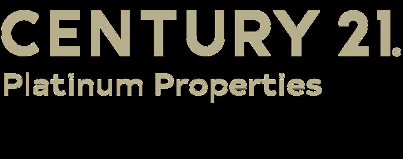Jacqlyn Elliott of CENTURY 21 Platinum Properties logo