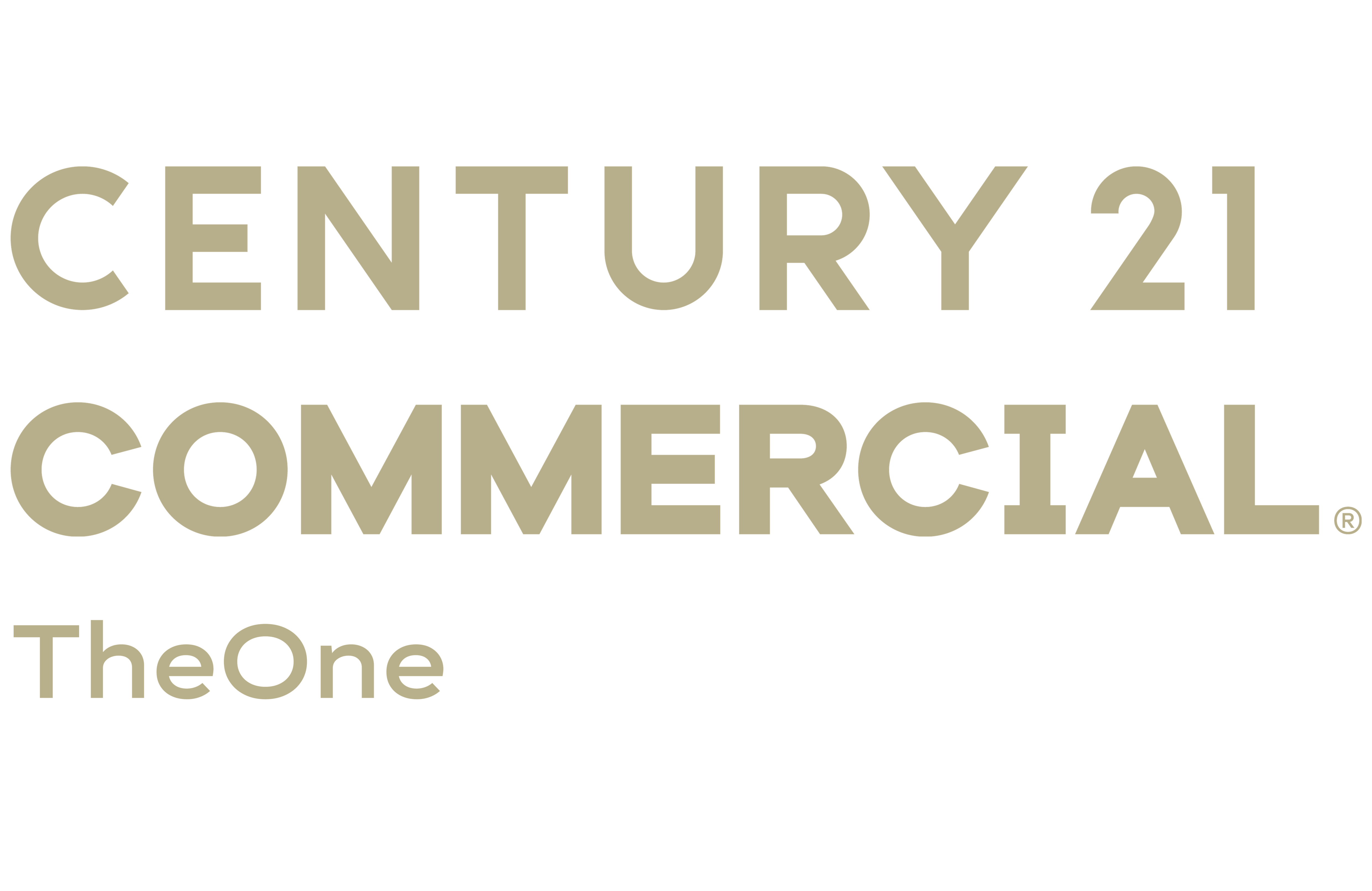 Alec Currier of CENTURY 21 TheOne logo