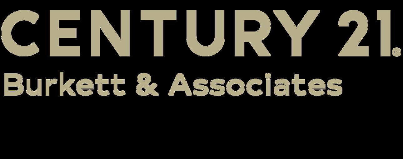 Shelly Ramesh of CENTURY 21 Burkett & Associates logo