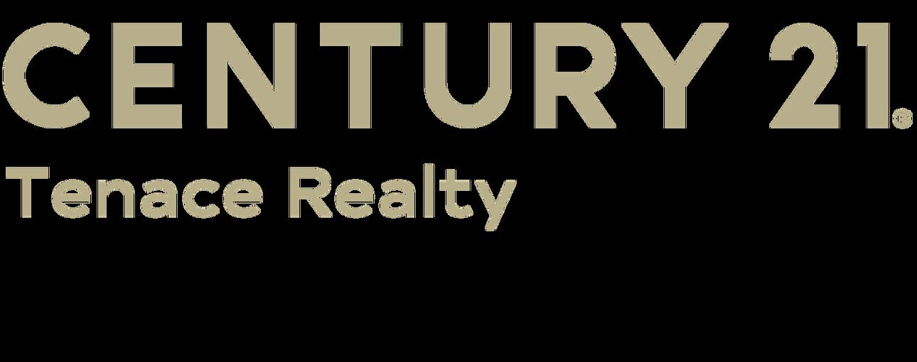 Roi Danon of CENTURY 21 Tenace Realty logo