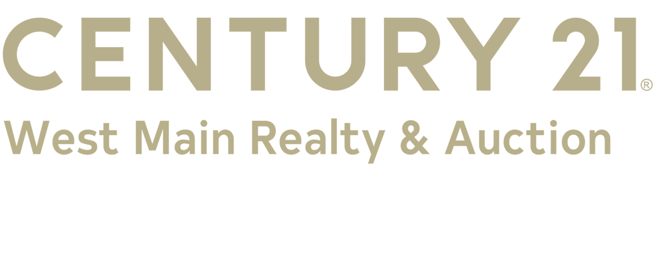 Becky Andrews of CENTURY 21 West Main Realty & Auction logo