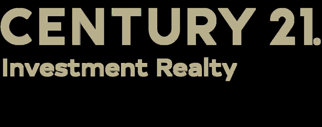 Mamye Hall of CENTURY 21 Investment Realty logo