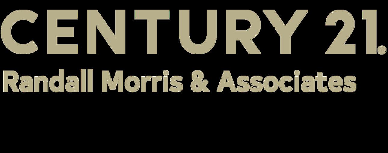 Gilbert Vasquez of CENTURY 21 Randall Morris & Associates logo