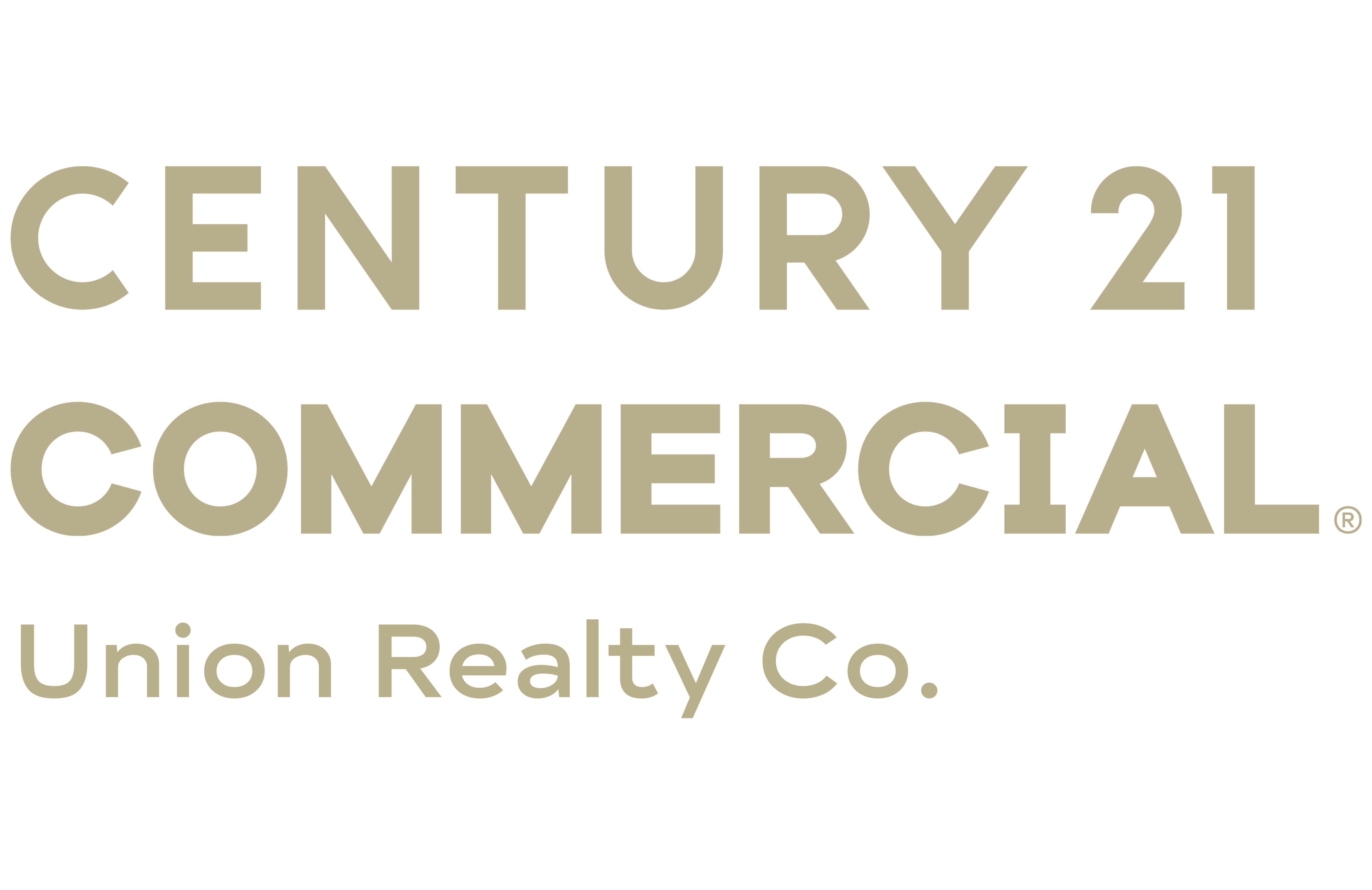 Steve Hwang of CENTURY 21 Union Realty Co. logo