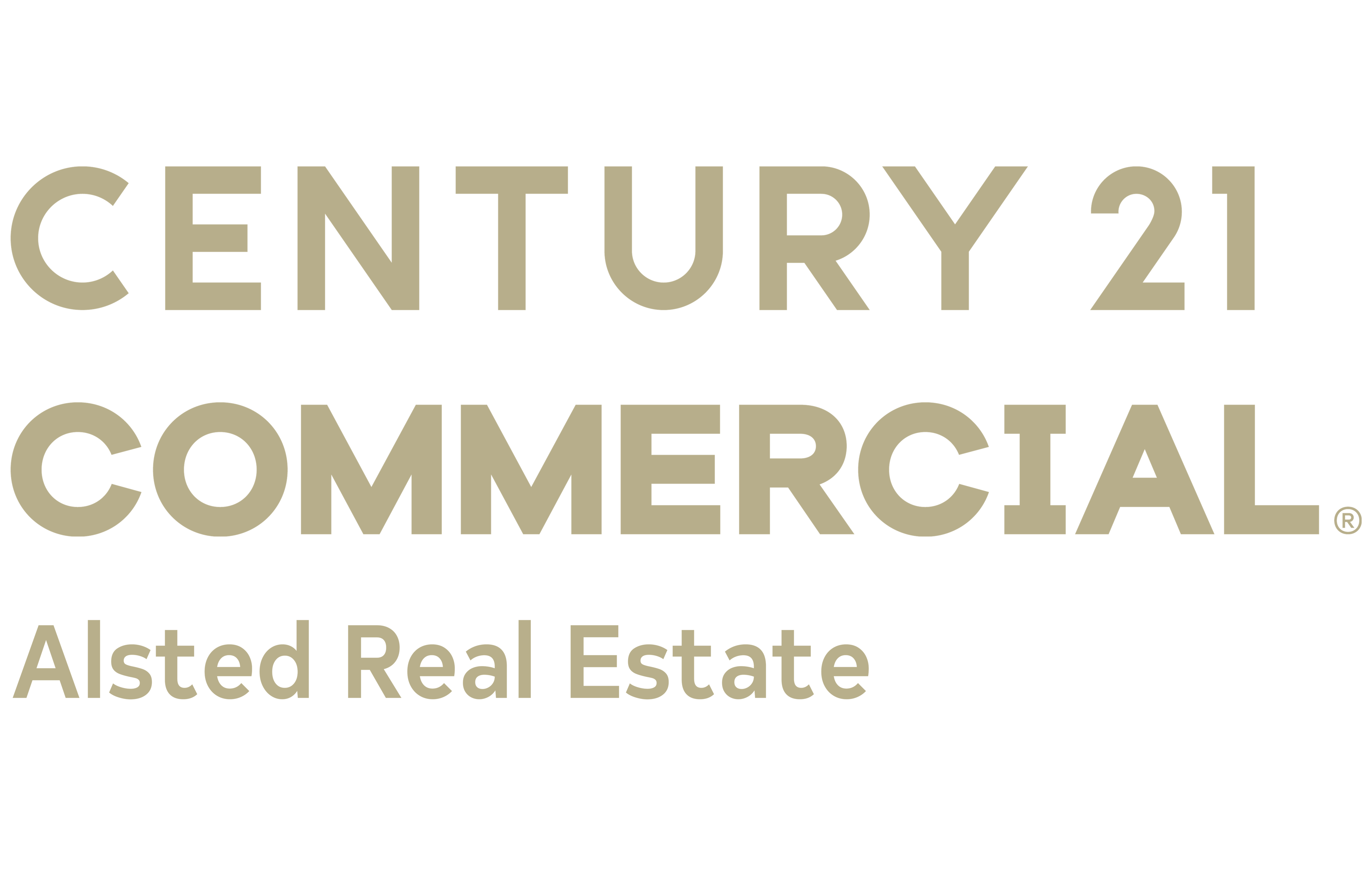 The Fanning Realtors of CENTURY 21 Alsted Real Estate logo