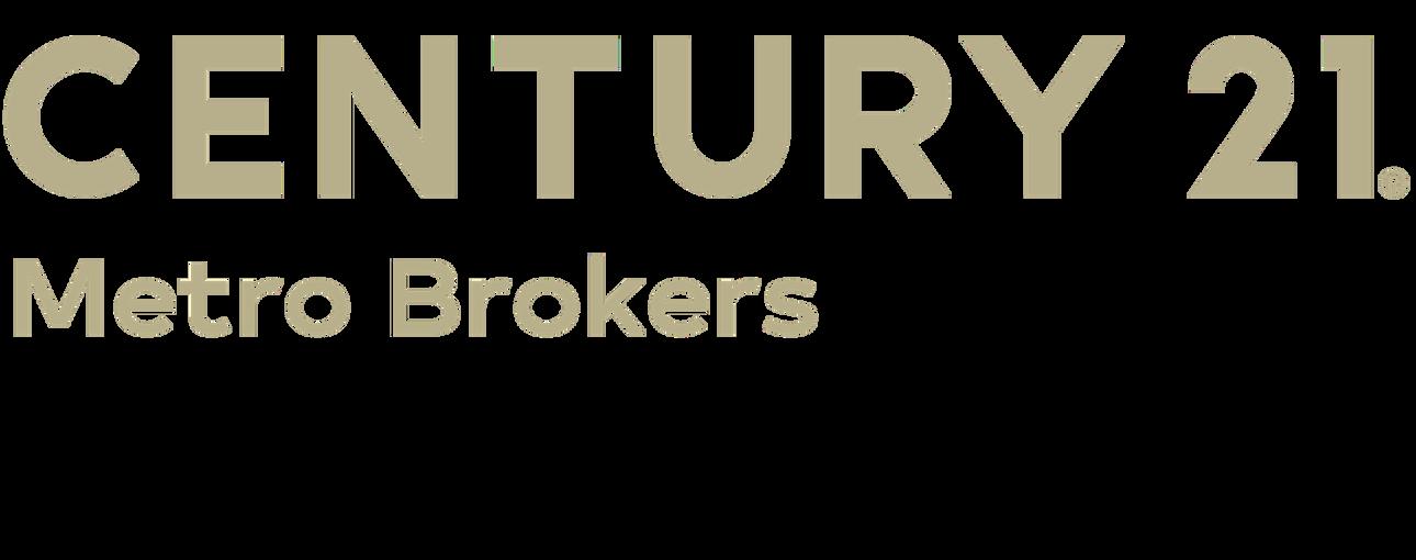 Jackie Stratton of CENTURY 21 Metro Brokers logo