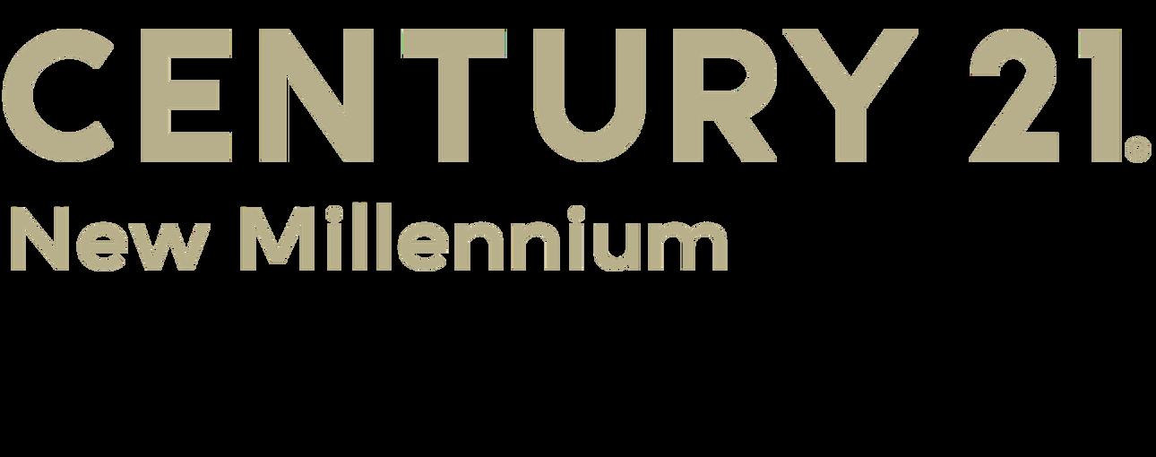 George Godfrey Jr of CENTURY 21 New Millennium logo