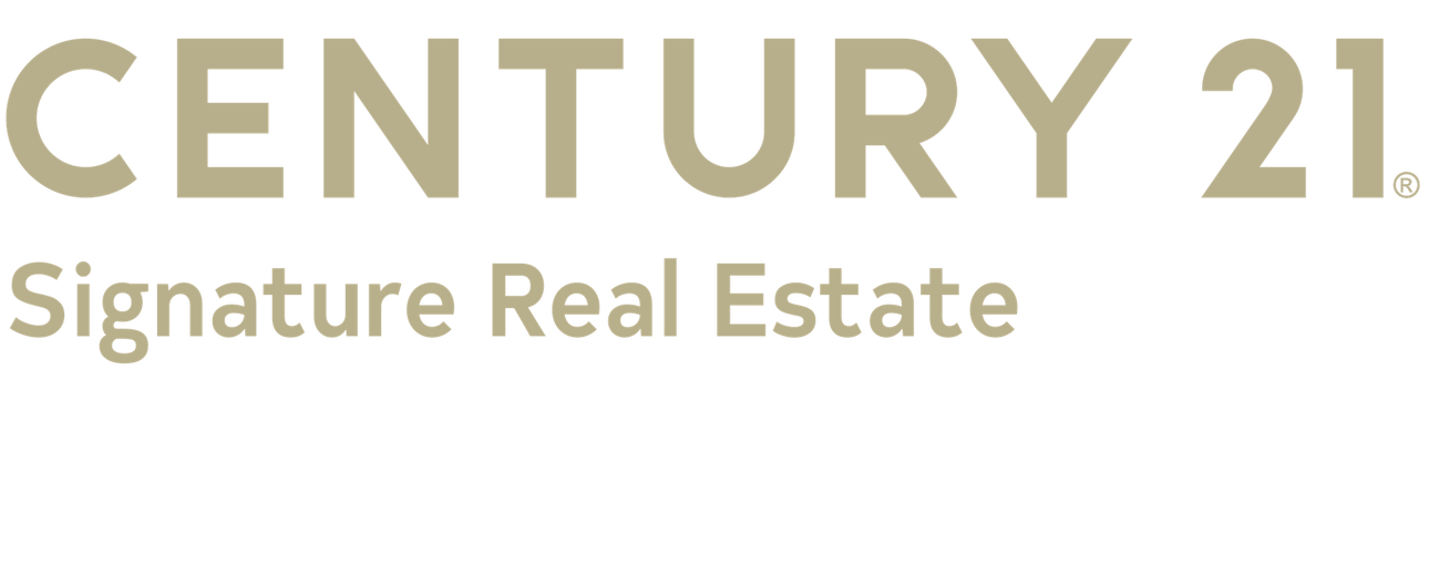 Jason Mickelson of CENTURY 21 Signature Real Estate logo