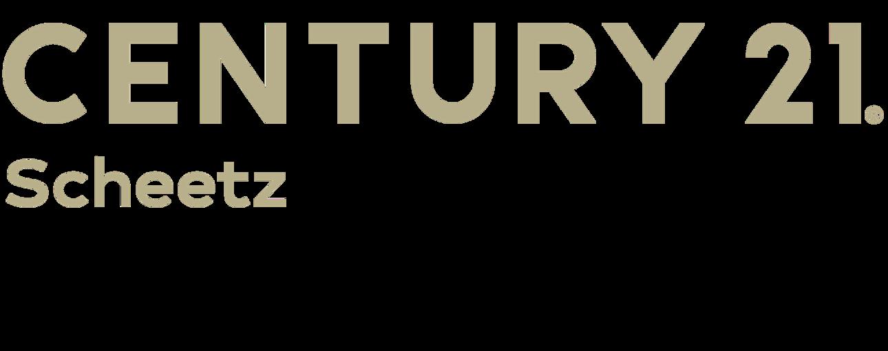 Julie Downey of CENTURY 21 Scheetz logo