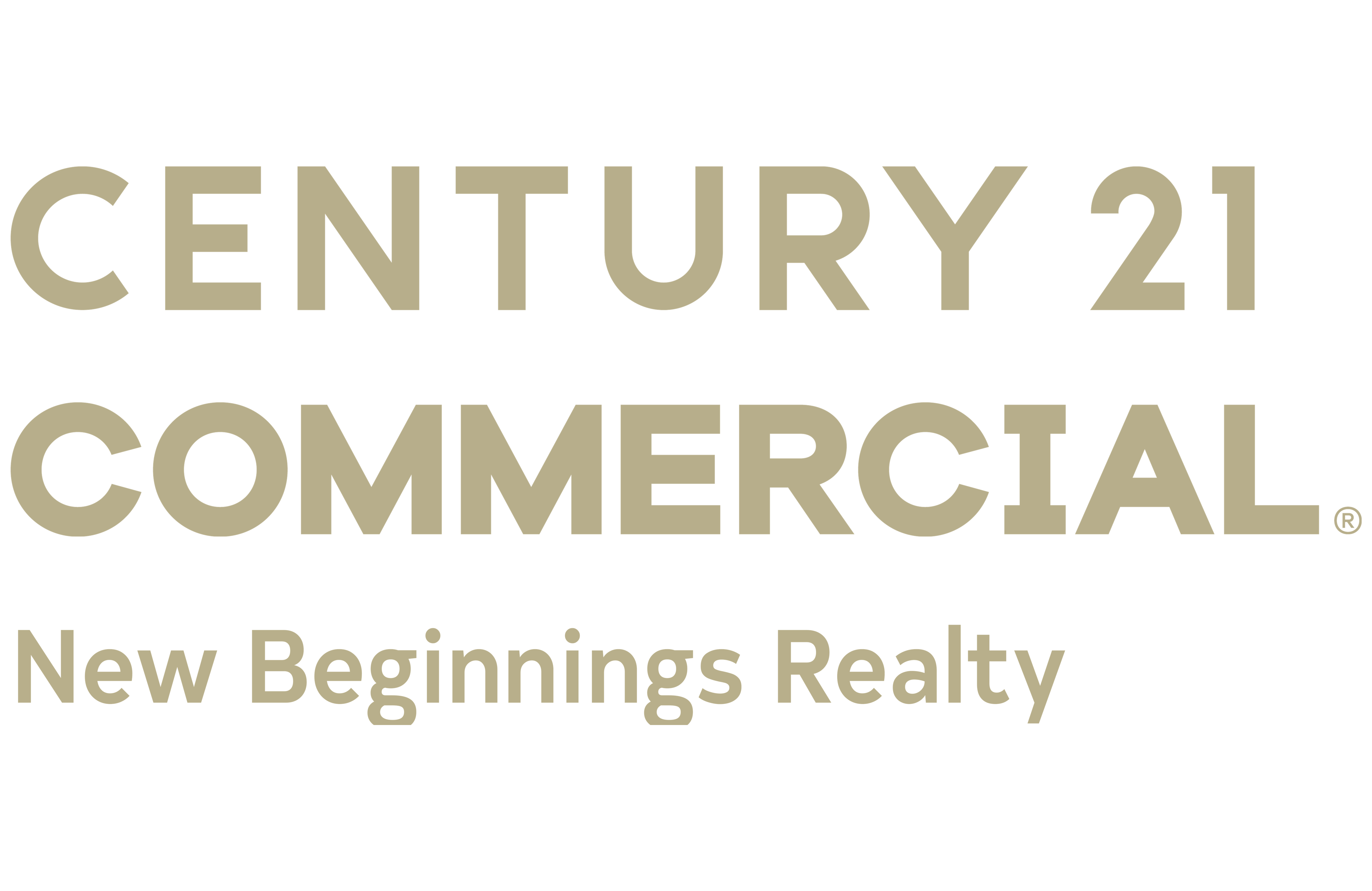 CENTURY 21 New Beginnings Realty