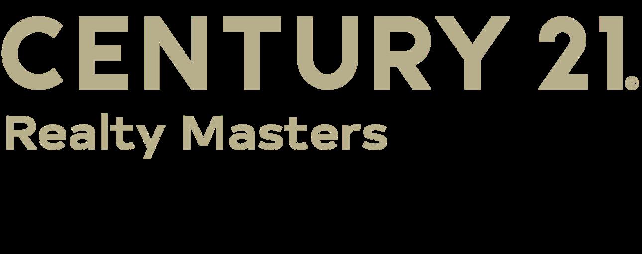 Fabian Garcia of CENTURY 21 Realty Masters logo