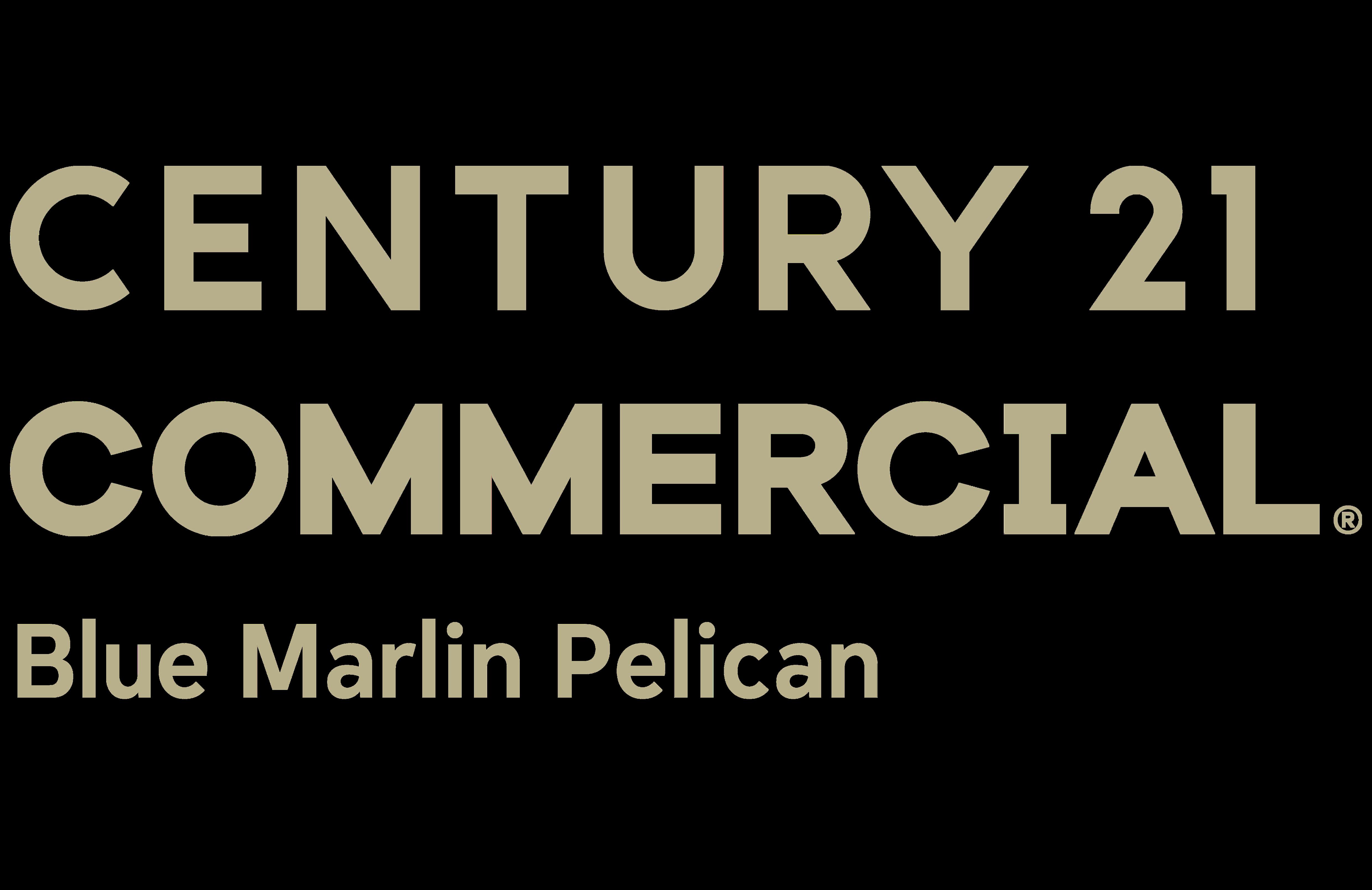 Jerry Sullivan of CENTURY 21 Blue Marlin Pelican logo